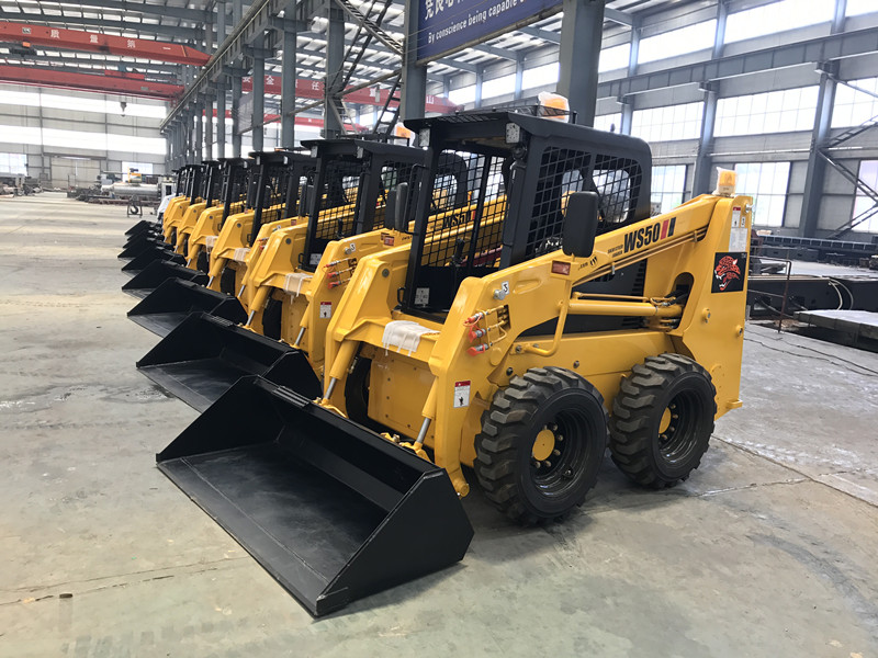 china brand new fuwei skid steer loader with cheap price