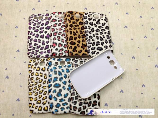 hard Leopard style case for Samsung i9300