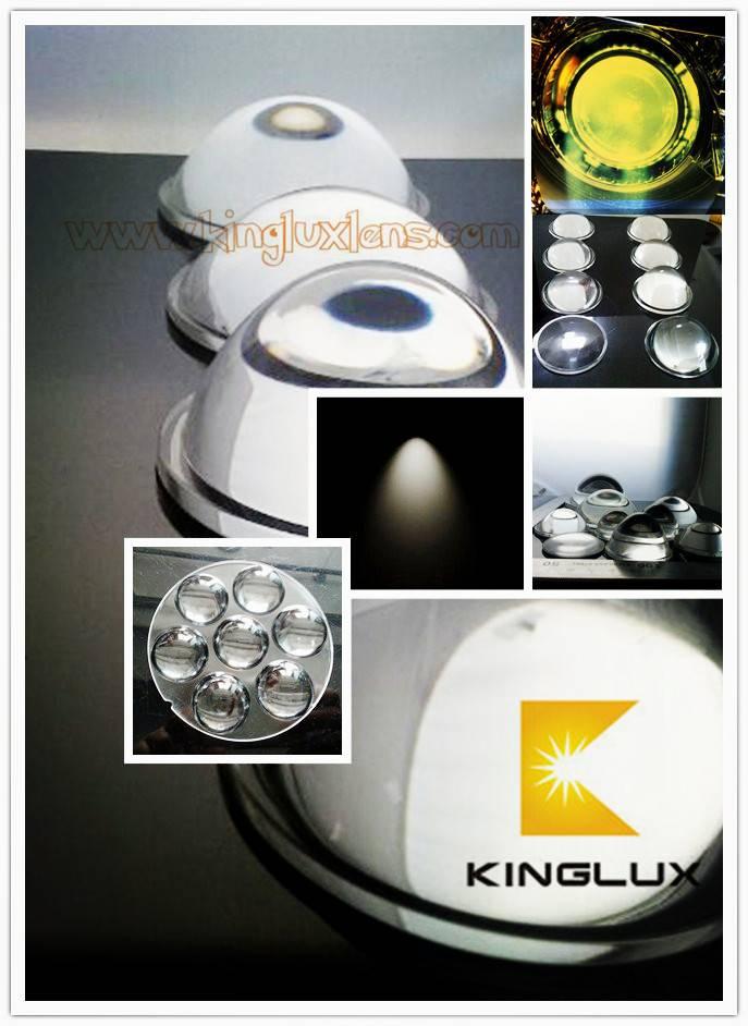 led head light lenses for car 66mm 67mm 75mm 77mm 78mm diameter