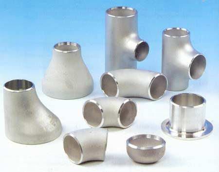 A403 stainless seamless pipe fittings