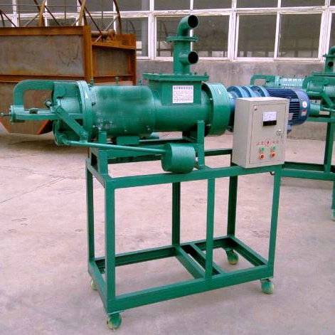 Cow,pig,chicken poultry dung dewater/extracting machine