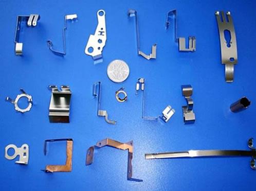 Metal stamping printer parts China