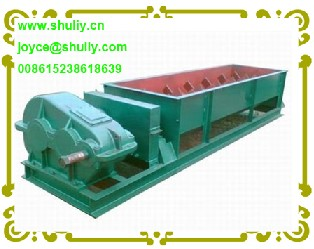 Double Shafts Mixer 008615238618639