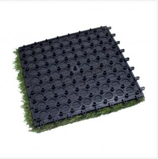 408818-XO Tile Interlocking Artificial Grass