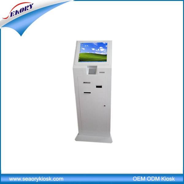 china kiosk manufacturer/touch screen kiosk/payment kiosk