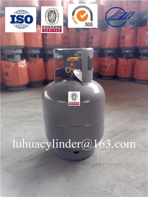 Household 15kg LPG gas cylinder