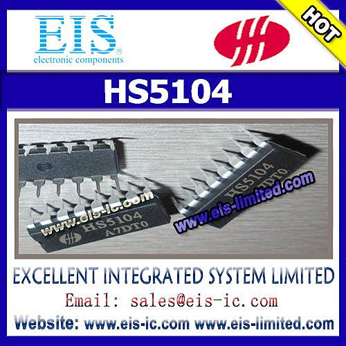 HS5104 - HS - DC-20GHz Reflective SPDT Switch