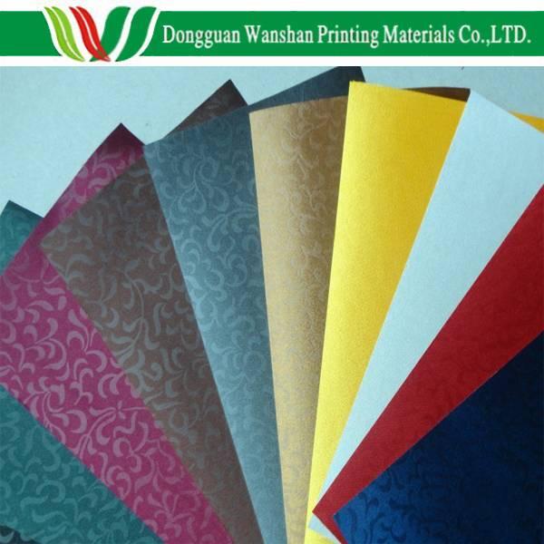 Certificates ,menus bindings bookbinding cloth