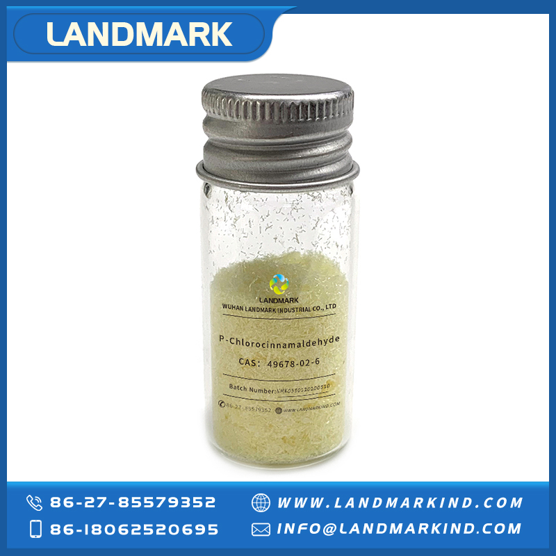Factory Supplier 4-Chlorocinnamaldehyde CAS 49678-02-699% Min Purity China