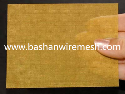 Red Copper wire mesh,Brass wire mesh,Factory directly supply.