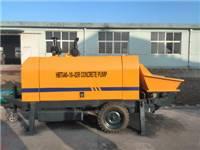 40 diesel concrete pump