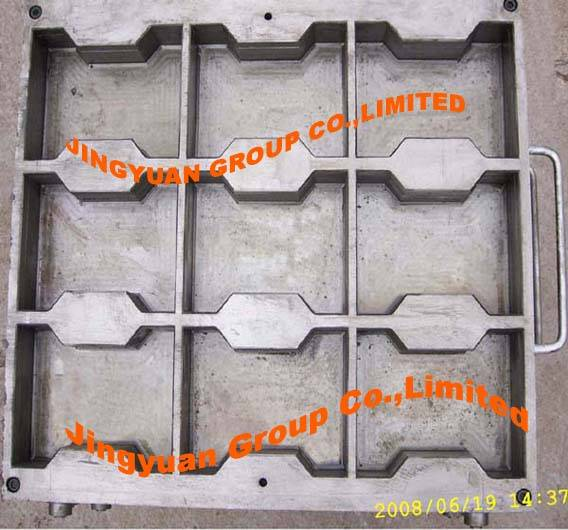 Various Rubber Tile moulds(Rubber Paver Molds)