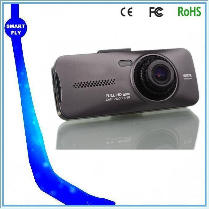 Car spy camera 2.7inch LCD with 140degree wide angle dash camera