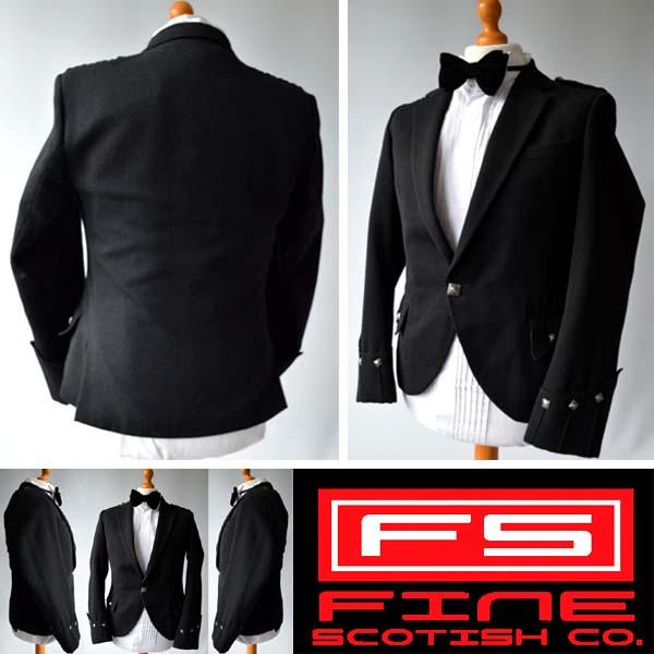Argyle/Argyll Jacket & Tuxedo Shirt, Kilt Jacket & Tuxedo Shirt