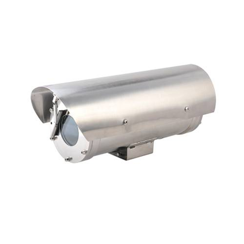 ATEX Explosion Proof CCTV Camera Housing With Wiper