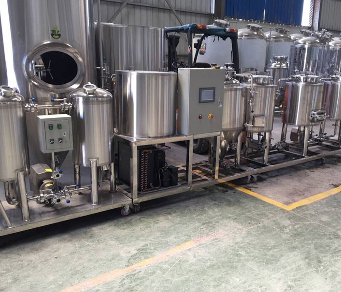 Home Brewery Equipment 50L Beer Brewery