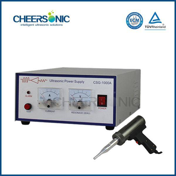 HG28-W1000 Handle Ultrasonic Spot Welding Machine