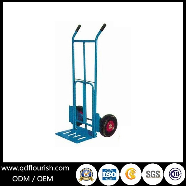 Ht1823 Storage Tool Cart Wheel Barrow Hand Trolley Wheelbarrow