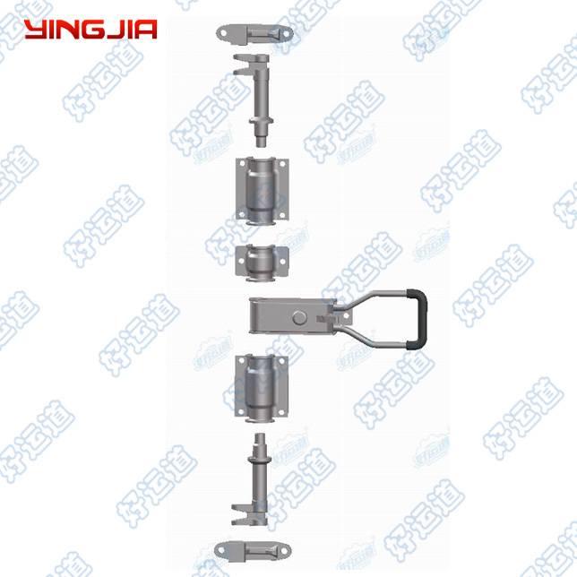 431151S Stainless Steel Van Door Locks D22mm