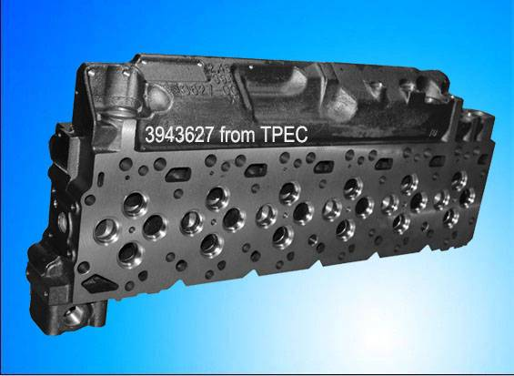 Cylinder Head 3943627 for ISBe