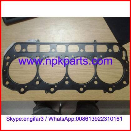 Yanmar engine parts 4TNE94 head gasket 129900-01331