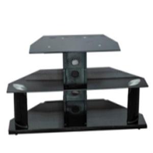 special design glass tv stand