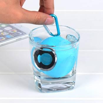 Rechargeable mini powerful wireless bluetooth vibration speaker