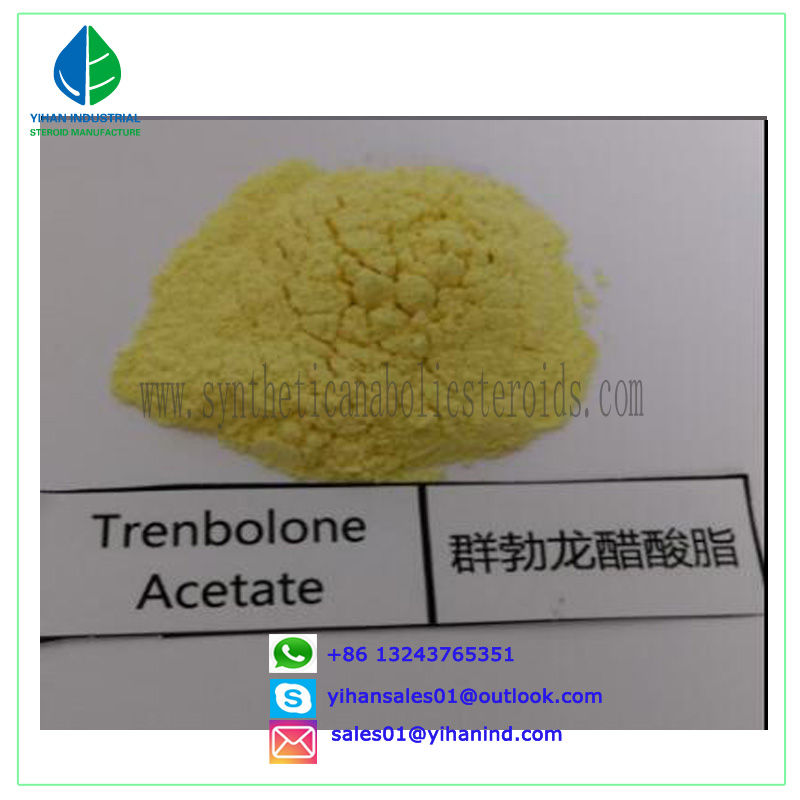 99% Purity Steroids Powder Trenbolone Acetate Anabolic Steroid Powder with safe shipping Judy