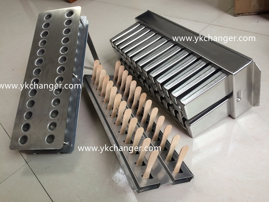 Mexicana paletas ice cream molds stainless steel ice lolly moulds ataforma type hot sale