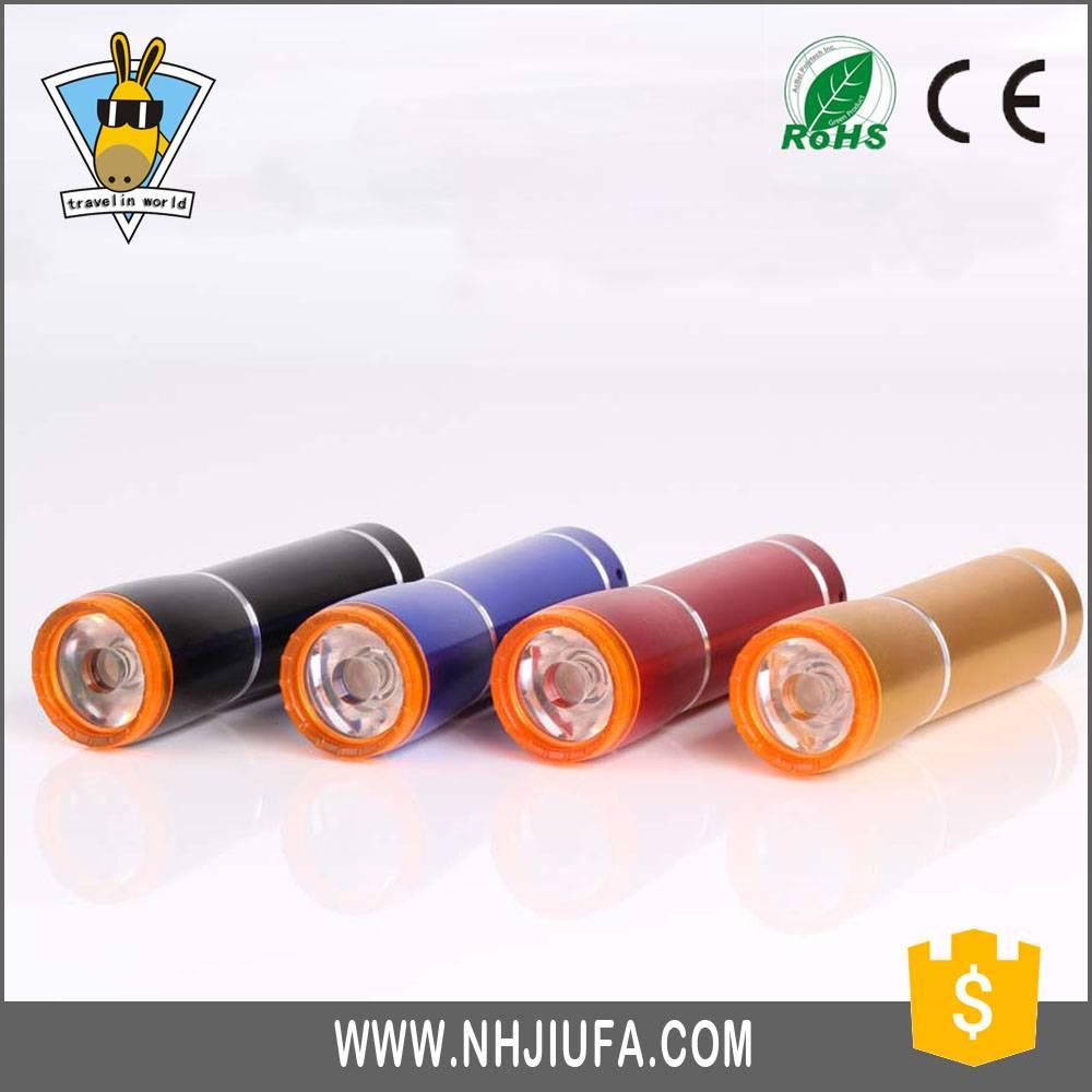 Factory price lovely promotion gift led mini flash lamp