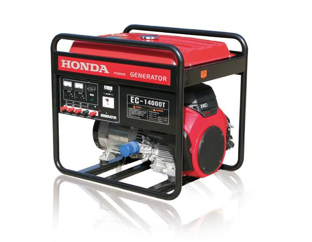Three-Phase Gasoline Generator