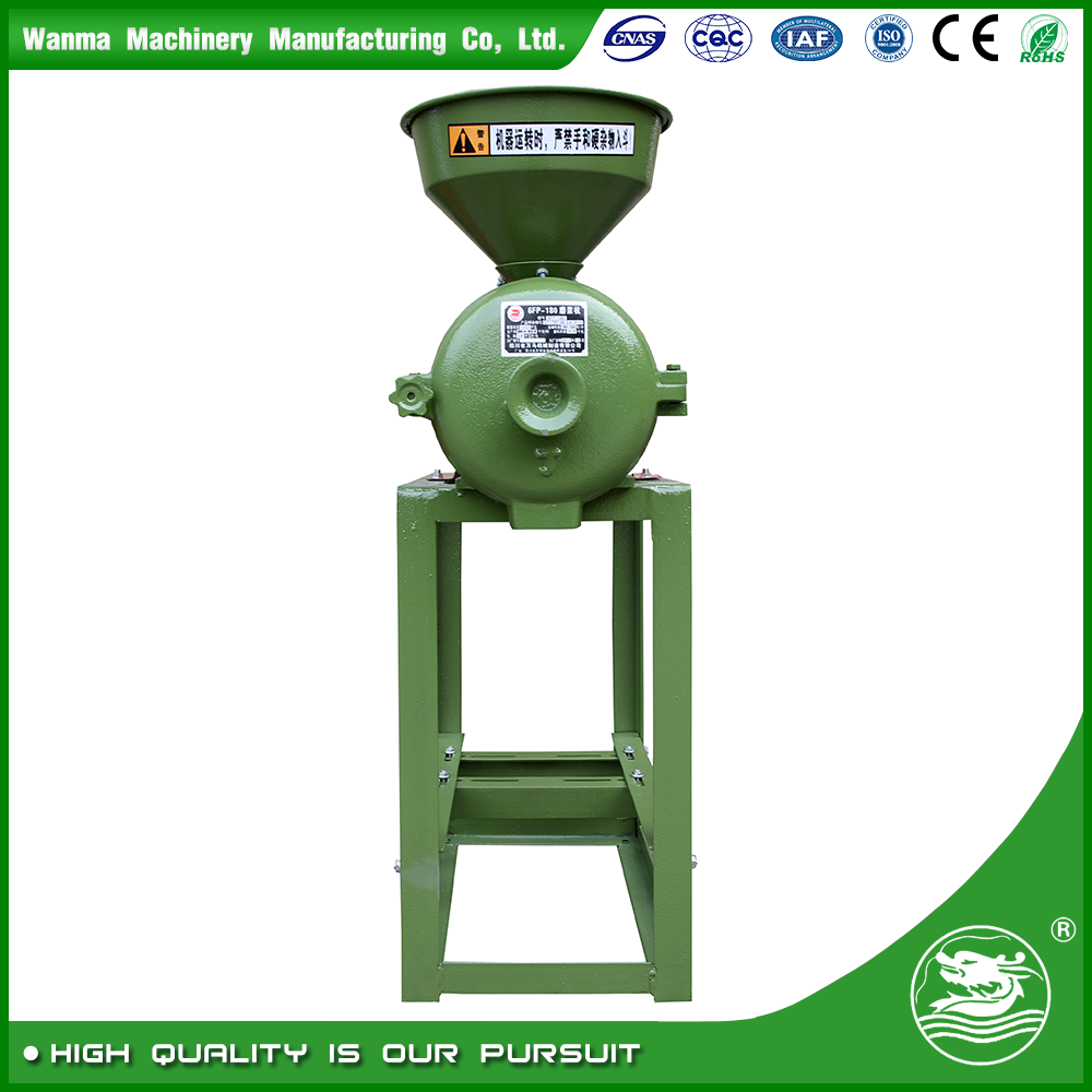 WANMA4754 Mini China Wheat Grinder Flour Milling Machine 5 Ton Per Day For Sale