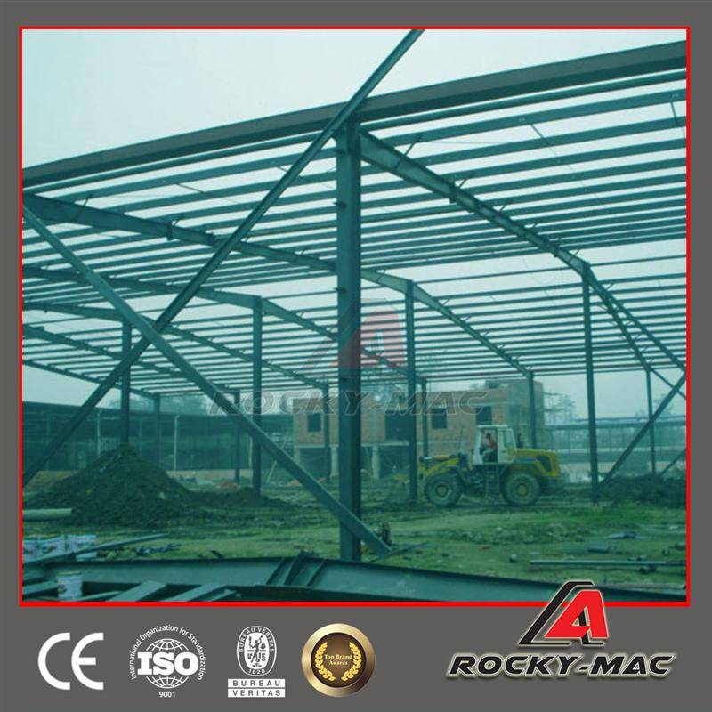 Rockymac Steel Structure for Workshop