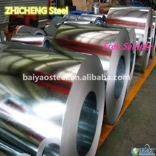 Good quality galvanized as roofing material import from China