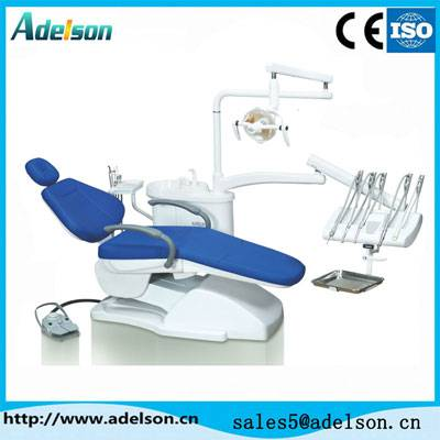 China ergonomic dental chair unit from factory ADS-8700
