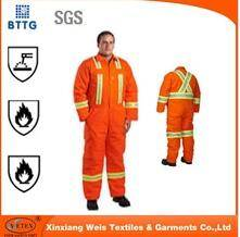 flame retardant coverall fire suit safety workwear