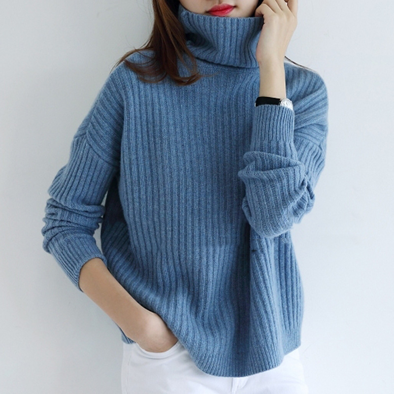China Factory Wholesale Export 100% Cashmere Sweaters And Cardigans