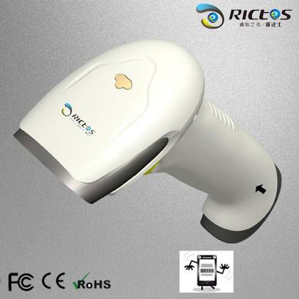 Handheld 1D CCD image barcode scanner/ barcode reader with competitive price