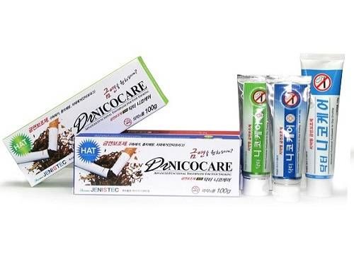 DrNico Care Advanced Functional Toothpaste for Stop Smoking Aid