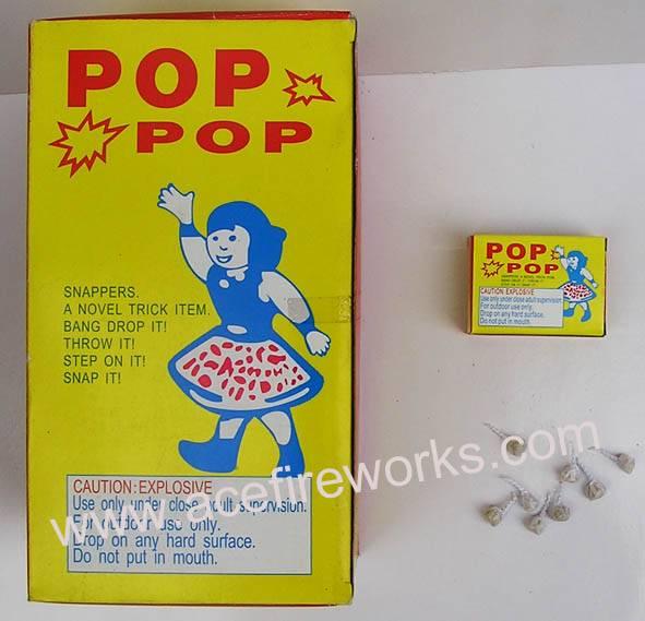 T8500 POP POP fireworks