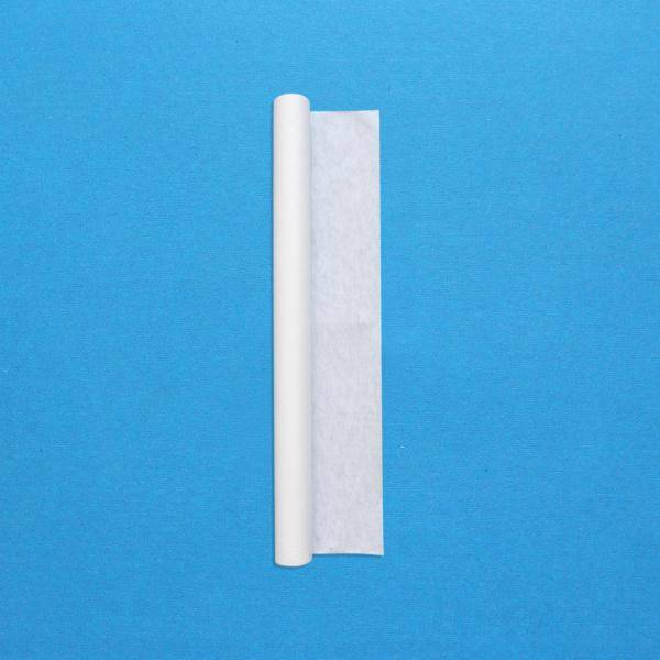 white PP+PE one-off salon bed sheet