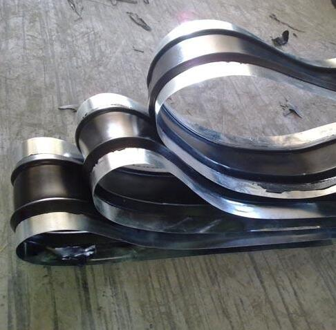 Steel Edge Rubber Waterstop