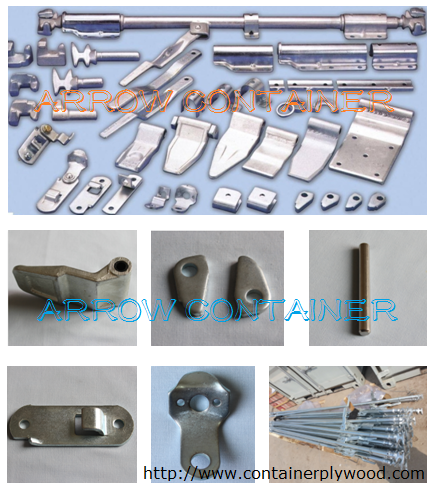 Container spare parts- shipping container door locking parts