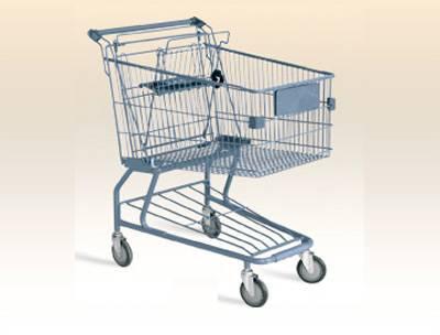 3hope metal supermarket cartst/trolleys