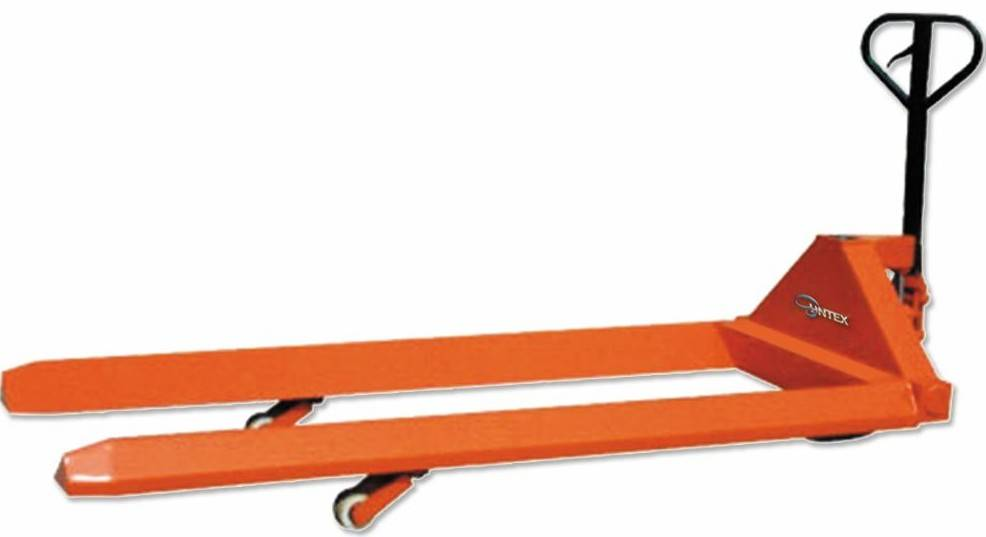 Pallet Type Warp Beam Trolley-hydraulic