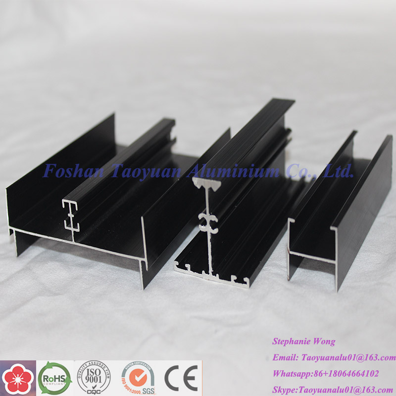 Factory Direct Sale 6000 Series aluminum profile accessory, aluminum extrusion profile for window