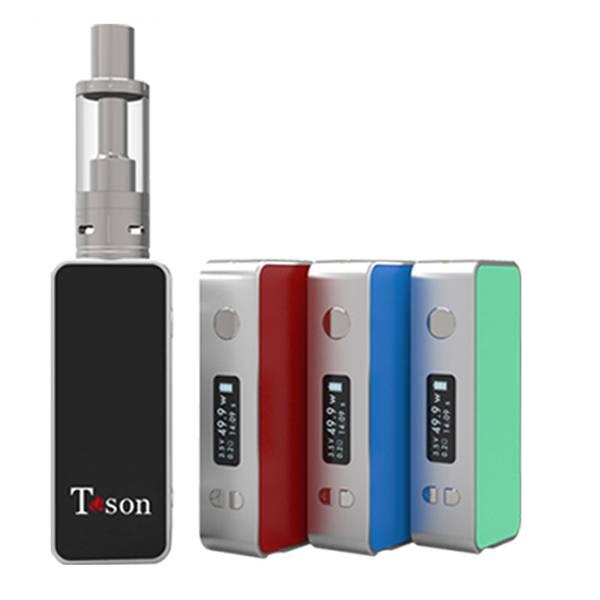 Electronic cigarette Mini 50w vapor mod
