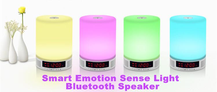 Smart Emotion Sense Light Bluetooth Speaker L2