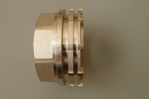 brass inserts with nut