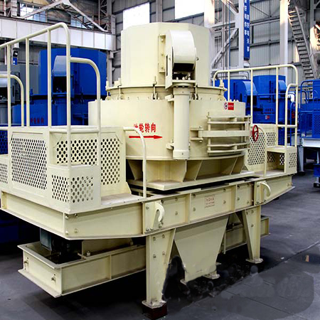 High quality and competitive price VSI sand making machine for sale